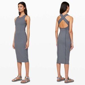 Lululemon Bodycon Athletic Picnic Play Dress